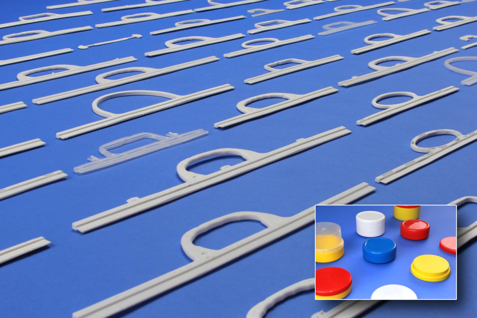 Kunststoff-Tragegriffe im Spritzgussverfahren