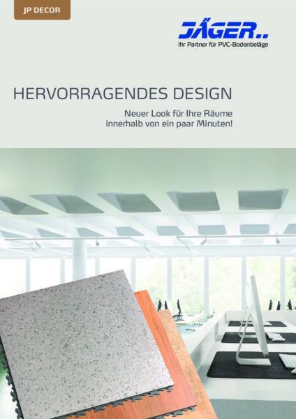 flyer jp decor j ger plastik. Black Bedroom Furniture Sets. Home Design Ideas
