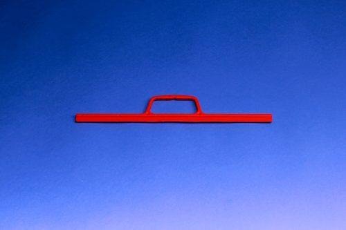 Isolier-Tragetaschen-Mehrwegverpackung-Doppelgriff-DFT-Trapez-350-Knöpfchenverschluss-weiche-Ausführung
