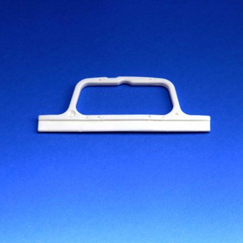 Tragetaschen-Mehrwegverpackung-Doppelgriff-DTS-Trapez-150-Öffnungshilfe-Knöpfchenverschluss-verstärkter-Arretierknopf