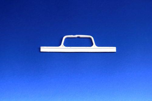 Tragetaschen-Mehrwegverpackung-Doppelgriff-DTS-Trapez-215-Öffnungshilfe-Knöpfchenverschluss-verstärkter-Arretierknopf