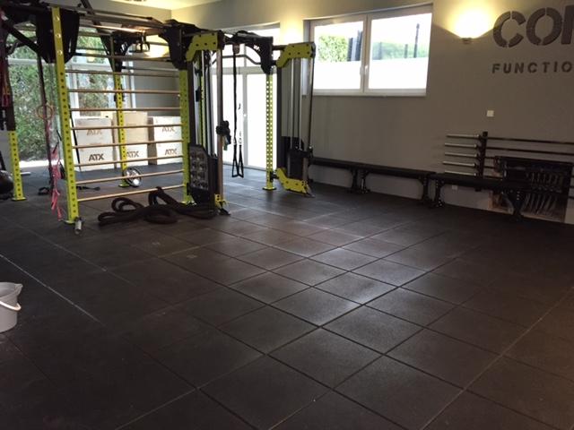 jp crossfit rubber tile flooring j ger plastik. Black Bedroom Furniture Sets. Home Design Ideas