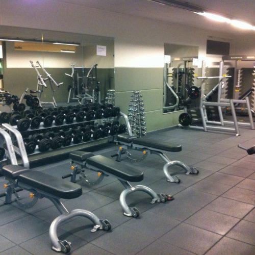 elastischer-gummiboden-fitnessboden-crossfit-elegant-antishock-fliese-platte-fitness-gerätebereich-freihantelbereich