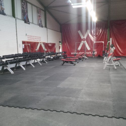 elastischer-gummiboden-fitnessboden-elastik-gummigranulat-fliese-platte-fitness-gerätebereich-freihantelbereich-5