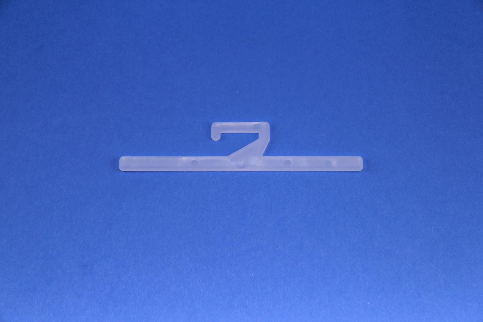 hängende-Verkaufsverpackung-Einzel-Hakenleisten-EHH-180-mit-Hakengriff