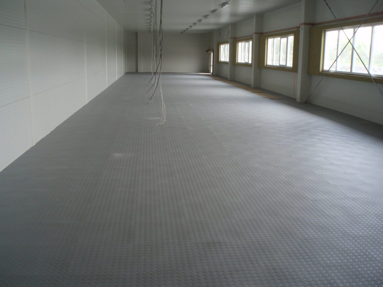 Super PVC Industrieboden & Industriefußboden fugenlos als SN28