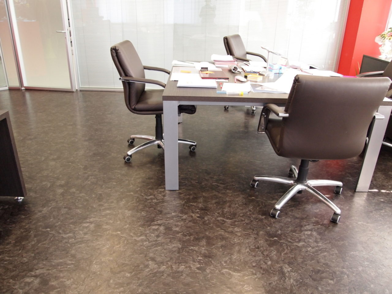 durable pvc home office chair. a flooring with logo or corporate design always makes an impression and there are no limitations the of printed office floorings. durable pvc home chair