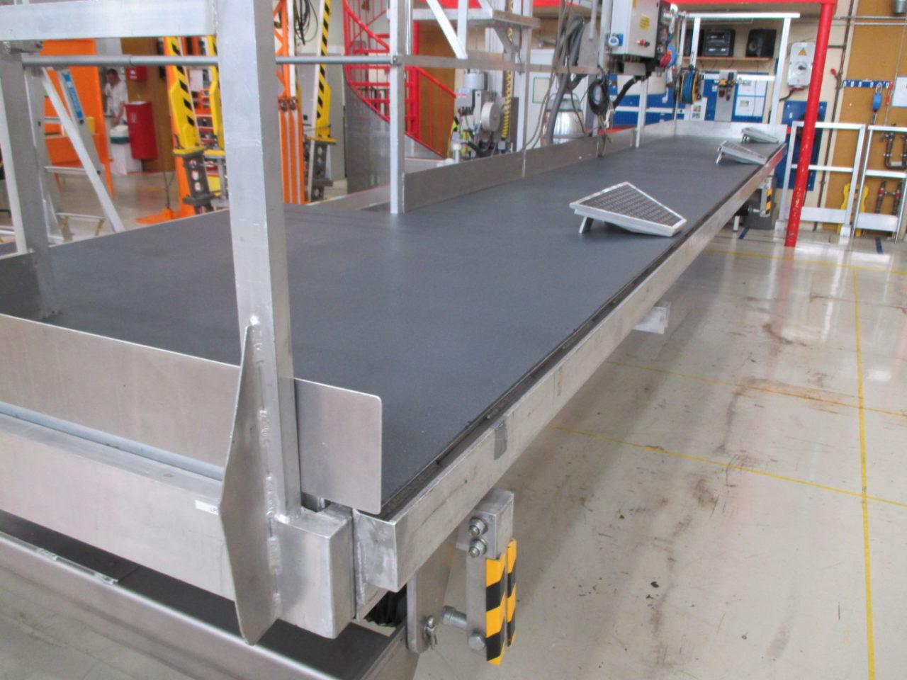 Top PVC Industrieboden & Industriefußboden fugenlos als XR11