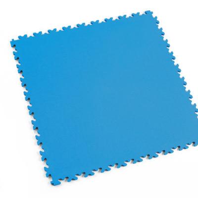 pvc-fliese-boden-platte-jp-active-elektrikblau-lederstruktur-fitness-sport