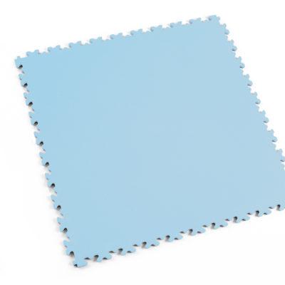 pvc-fliese-boden-platte-jp-active-lightblau-lederstruktur-fitness-sport