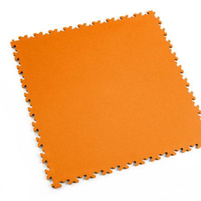 pvc-fliese-boden-platte-jp-active-orange-lederstruktur-fitness-sport-1