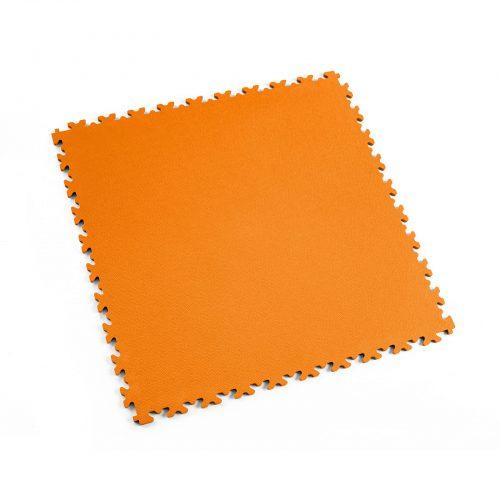 pvc-fliese-boden-platte-jp-active-orange-lederstruktur-fitness-sport