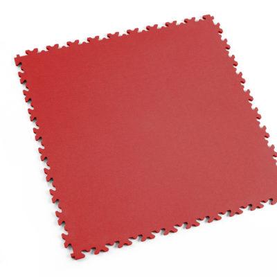 pvc-fliese-boden-platte-jp-active-rosso-rot-lederstruktur-fitness-sport