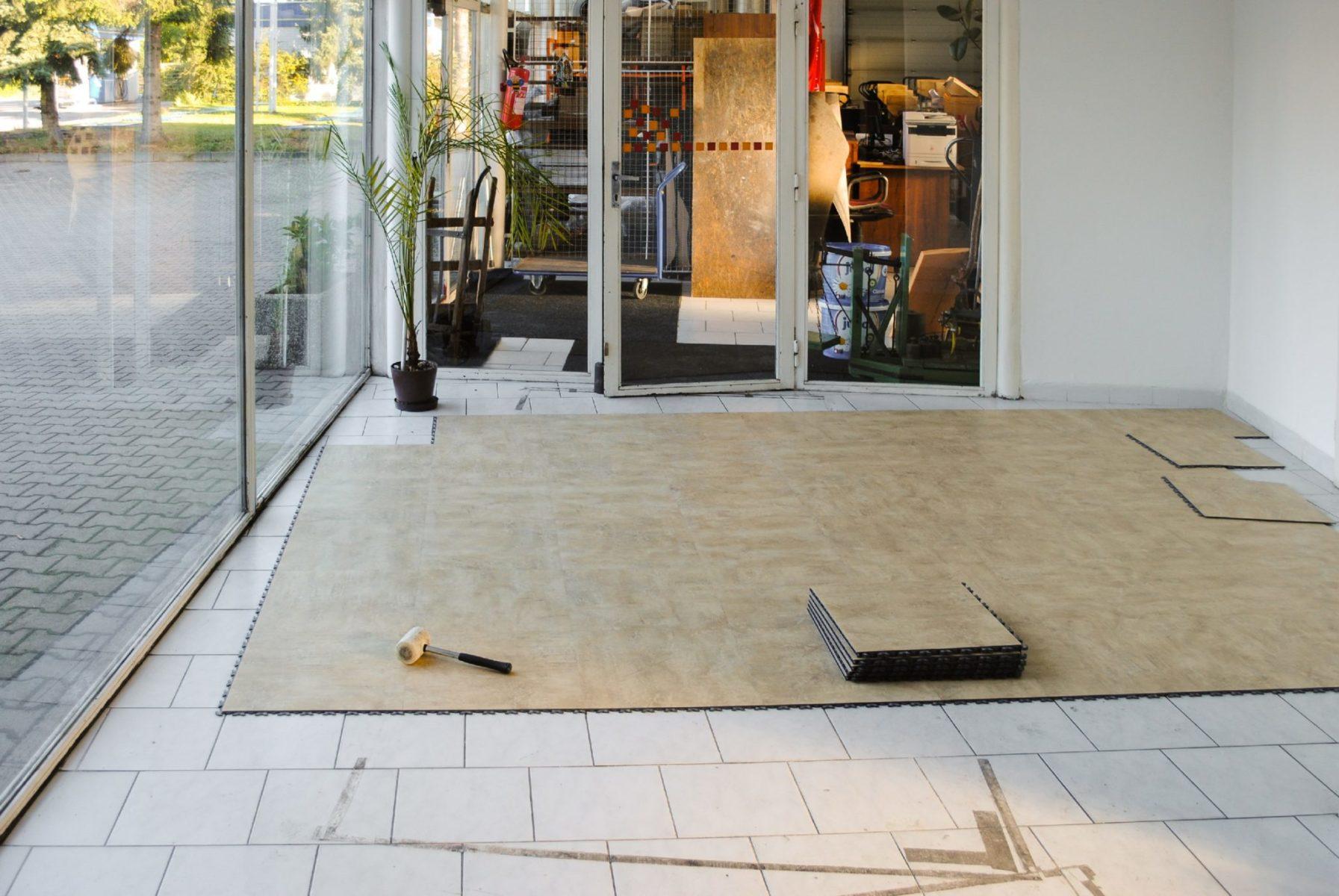 jp business decor pvc fliese platte j ger plastik. Black Bedroom Furniture Sets. Home Design Ideas