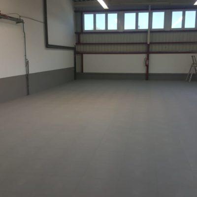 Pvc Fliese Boden Platte Jp Industrial Verdeckte Verbindung Industrie Gewerbe Handel Verkehrsgau