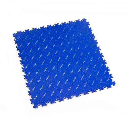 pvc-fliese-boden-platte-jp-mechanic-blau-diamantstruktur-industrie-mechanik