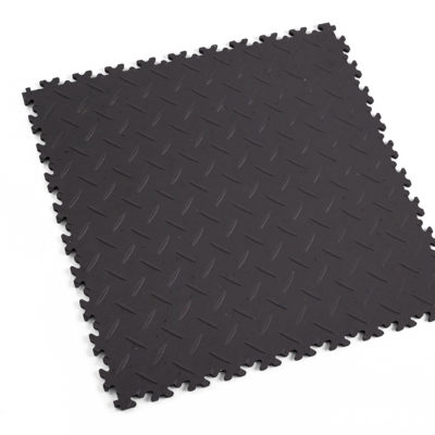 Pvc Fliese Boden Platte Jp Mechanic Ecogrey Diamant Industrie Mechanik