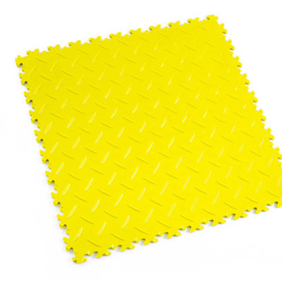 pvc-fliese-boden-platte-jp-mechanic-gelb-diamantstruktur-industrie-mechanik