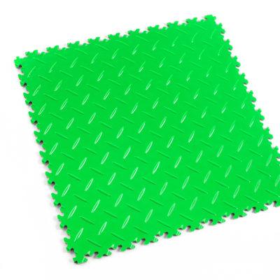 pvc-fliese-boden-platte-jp-mechanic-lightgrün-diamantstruktur-industrie-mechanik