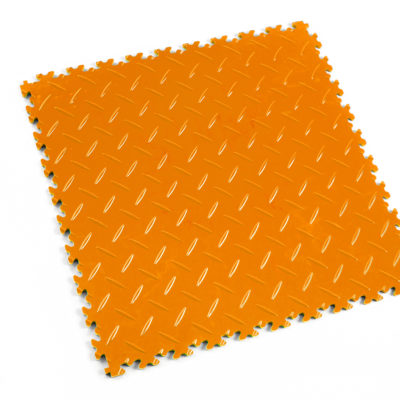 pvc-fliese-boden-platte-jp-mechanic-orange-diamantstruktur-industrie-mechanik