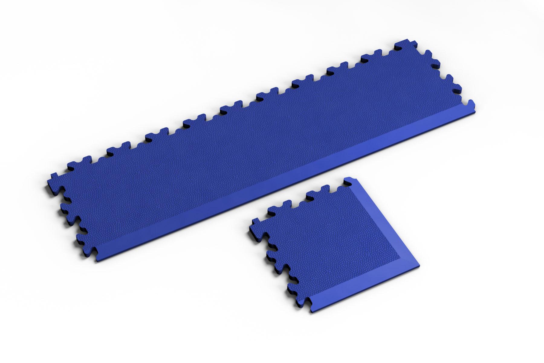 pvc-fliese-boden-platte-jp-mechanic-rampe-ecke-blau-lederstruktur-industrie-mechanik
