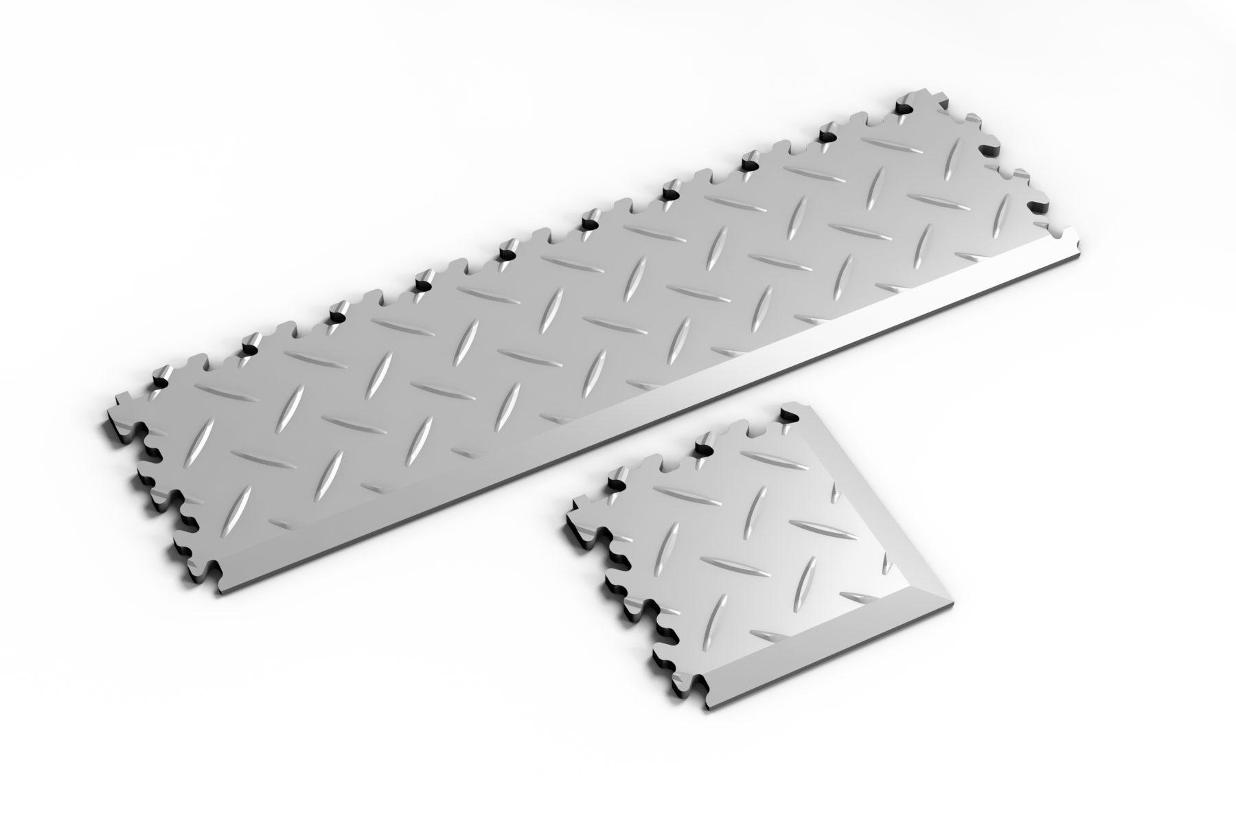 pvc-fliese-boden-platte-jp-mechanic-rampe-ecke-grau-diamantstruktur-industrie-mechanik