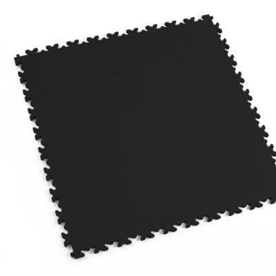 pvc-fliese-boden-platte-jp-mechanic-schwarz-lederstruktur-industrie-mechanik
