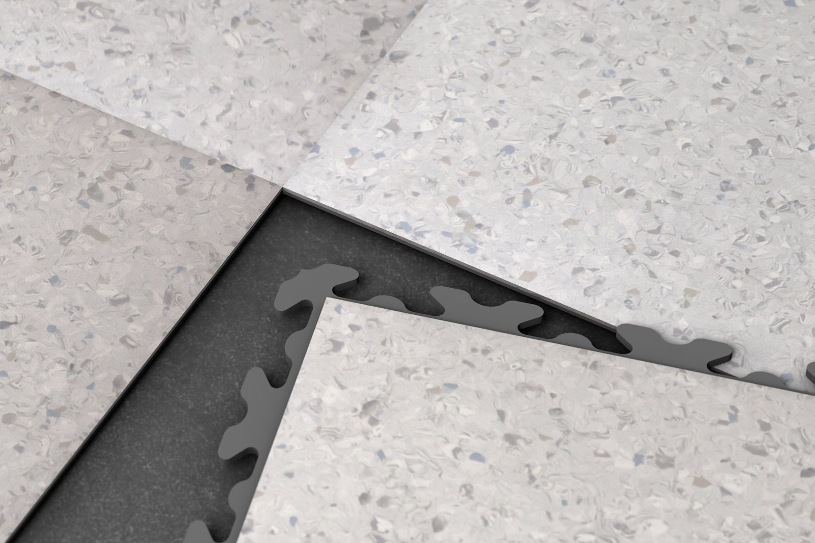 Jp Solid Decor Pvc Tile Flooring