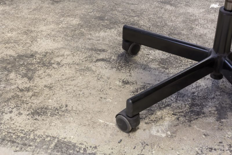 pvc fliese boden platte jp solid decor stone gesprenkelt grau verdeckte verbindung gewerbe. Black Bedroom Furniture Sets. Home Design Ideas