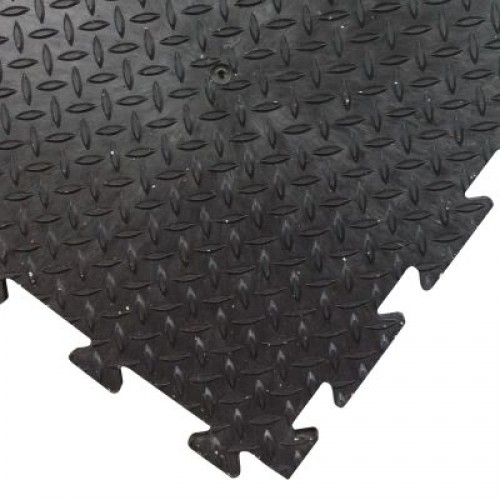 JP ULTRAGRIP PVC Tile Flooring JägerPlastik - Industrie pvc fliesen