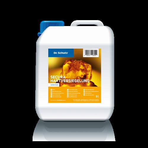 Schutzmittel Versiegelung Pvc Fliese Platte Secura Hartversiegelung 5l